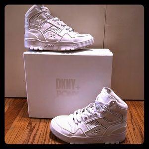 DKNY x PONY M100 High Top Sneaker